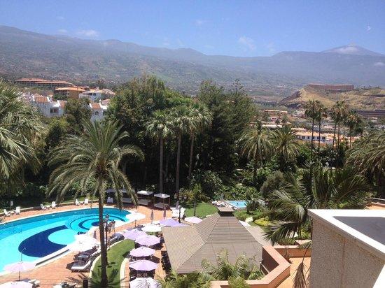destinations europe spain tenerife puerto cruz hotels hotel botanico oriental garden
