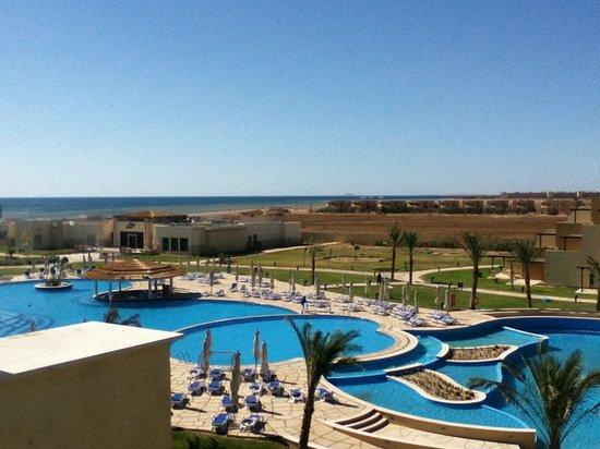 Movenpick Resort Soma Bay: View from superior room (sea)