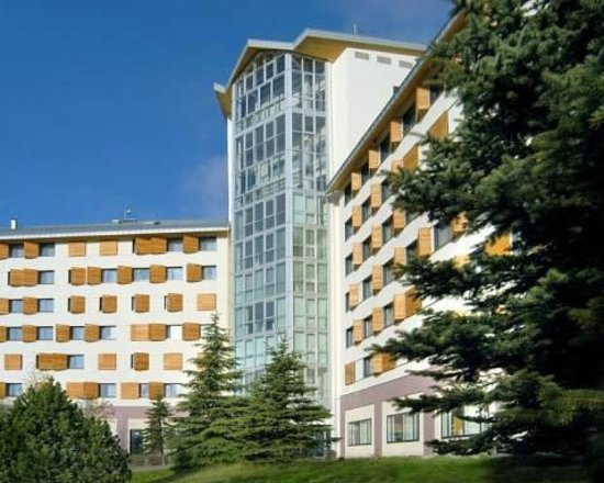 Hotel Ringberg: Gebäudekomplex