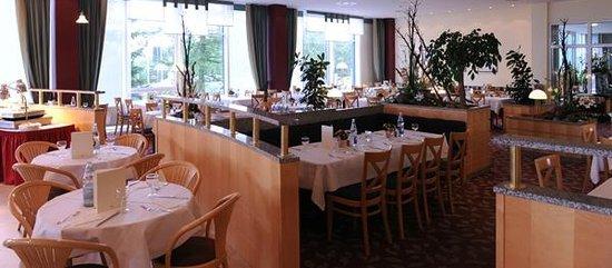 Suhl, Germania: Speisesaal