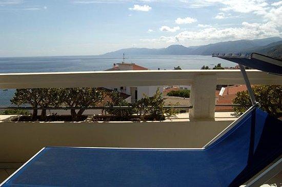 Hotel Miramare: Camera Vista Mare