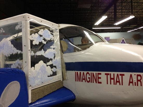 Imagine That! Children's Museum : Airplane