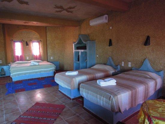 Ksar Bicha: chambre familiale