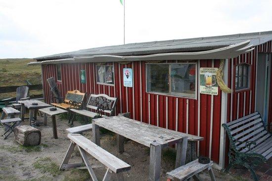 Campingplatz Palisadendiek: Lars' Kiosk