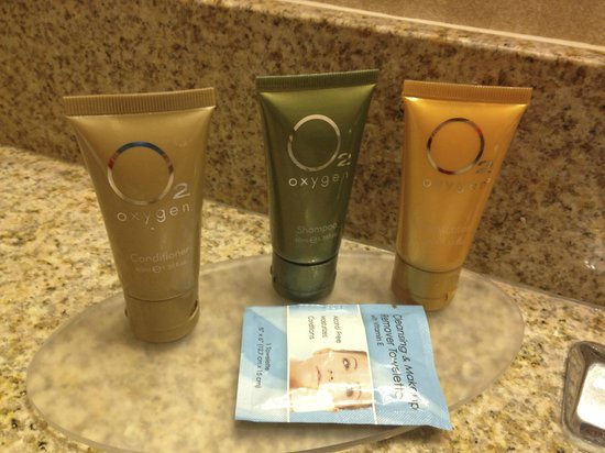 BEST WESTERN Pocatello Inn: Complimentary Items in Bath