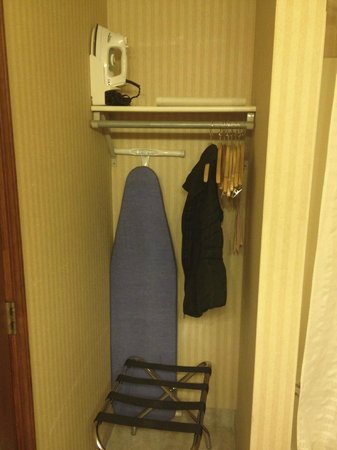 BEST WESTERN Pocatello Inn: Closet