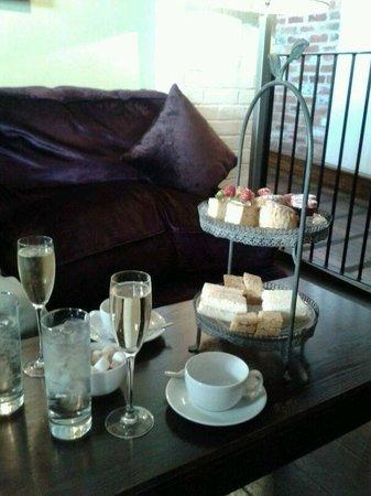Hotel du Vin - Henley-on-Thames: my tea