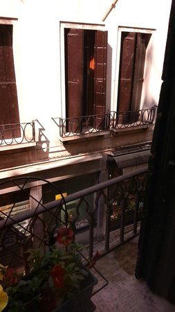 Casa Fenice : View from our room