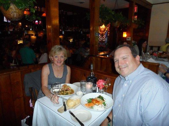 Impudent Oyster: Enjoyable dinner