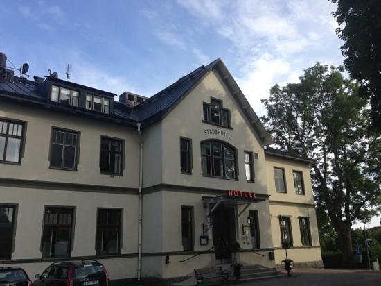 Sigtuna Stadshotell : Entrén