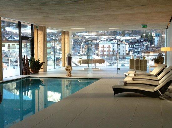 Corona Dolomites Hotel Andalo: PISCINA SPA