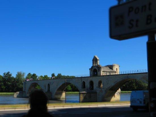 Daytour Provence : Ponte d'Avignon