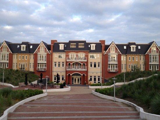 Grand Hotel Ter Duin Voorzijde Bild Von Grand Hotel Ter Duin