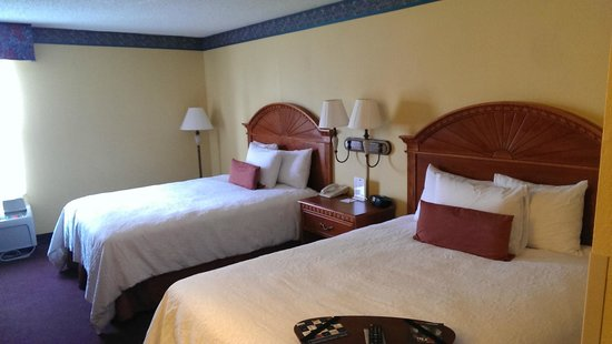 Hampton Inn Orlando - Florida Mall: Kamer