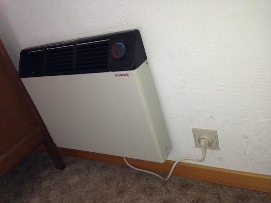 Lu feye Boigelot: radiateur