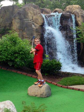 Pirates Cove Adventure Golf: Fun @ Pirates Cove!