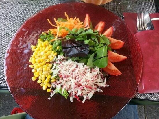 Da Vinci: salade mêlée