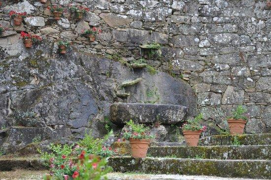 Casa Grande do Bachao: La fontaine