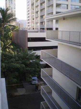 Stay Hotel Waikiki: Aussicht Zi 508