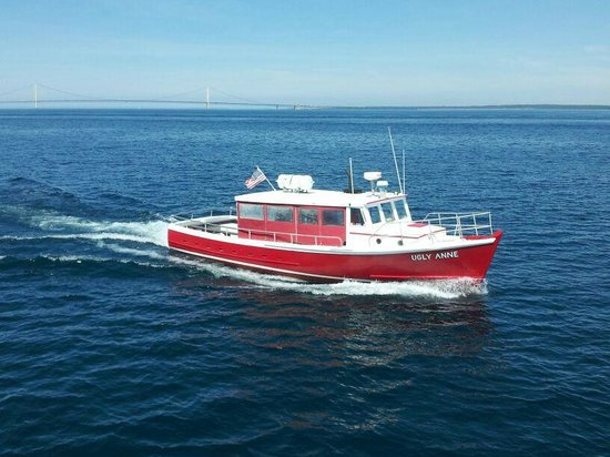 Ugly Anne Boat Cruises: Ugly Anne