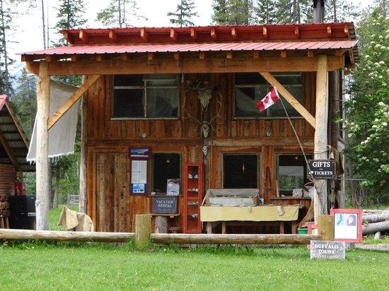 Rocky Mountain Buffalo Ranch & Guest Cottage Buffalo Tours: 9