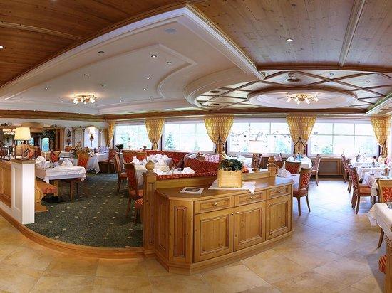 Das Pfandler: Panorama Restaurant