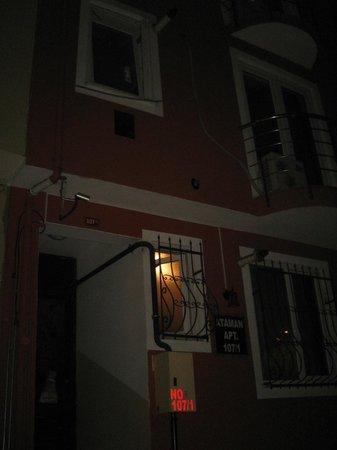 Istanbul Ataman Suites: ataman suites ingresso, sera