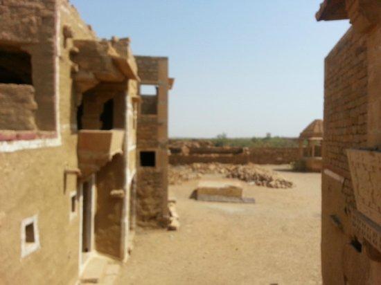 Kuldhara Abandoned Village: casas