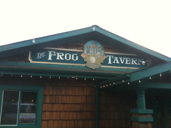 Photo of American Restaurant The Frog Tavern at 1116 S Harkless Dr, Syracuse, IN 46567, United States