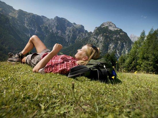 Das Pfandler: Wandern am Achensee