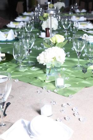 Tiamo Resort: special Event - wedding table -