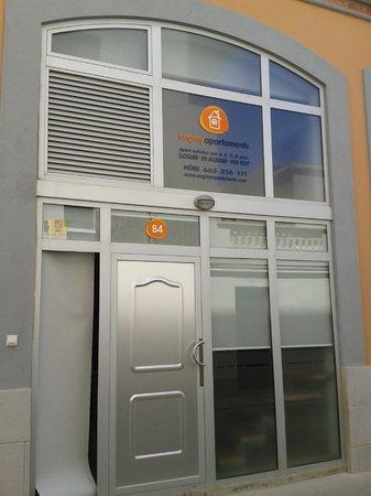 Enginy Apartaments : logement 3-5 pers