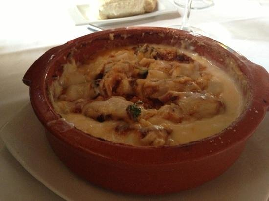 Restaurante La Estación: lasagne