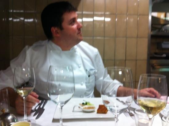 Restaurant Hotel Moosegg: The Chef