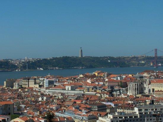 Albergaria Senhora Do Monte: Vue splendide depuis la chambre