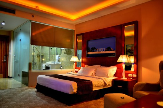 Sunlight Guest Hotel: De luxe room