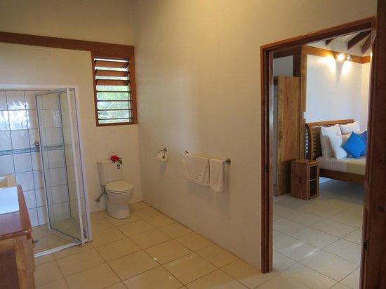 Hideaway Island Resort: Bathroom