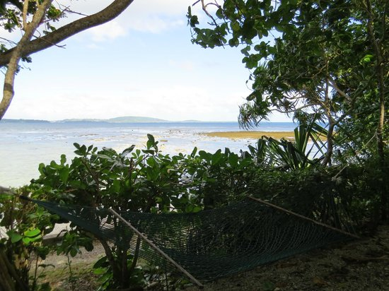 Hideaway Island Resort & Marine Sanctuary: private hammock