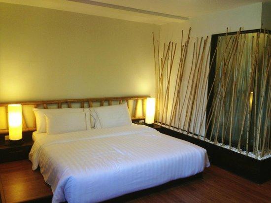 โรงแรมแบมบู เฮาส์ ภูเก็ต: Hotel Room