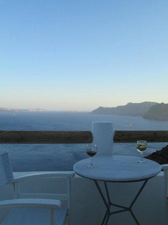 Caldera Villas: Beautiful Caldera views!