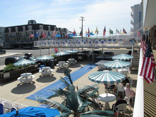 Tangiers Resort Motel : fun time for everyone