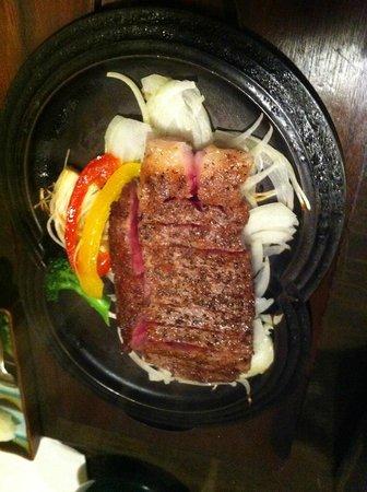 Gyuan: Steak
