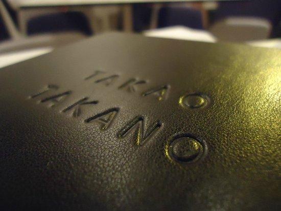 Takao Takano : l'addition