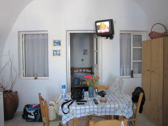Prekas Apartments : ΔΩΜΑΤΙΟ