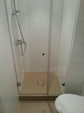 Premiere Classe Hotel Düsseldorf-Ratingen : Dusche/WC