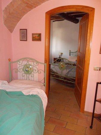 Albergo Villa Cristina: la nostra camera