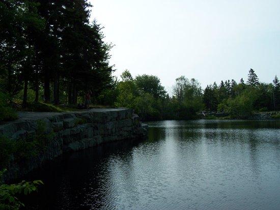 Vinalhaven, ME: Lawson's Quarry