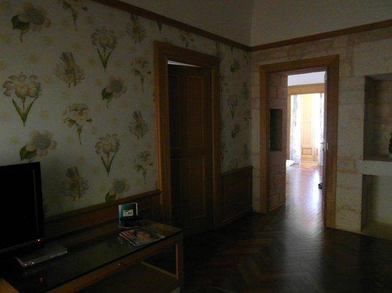 Santarosa Relais: Living room
