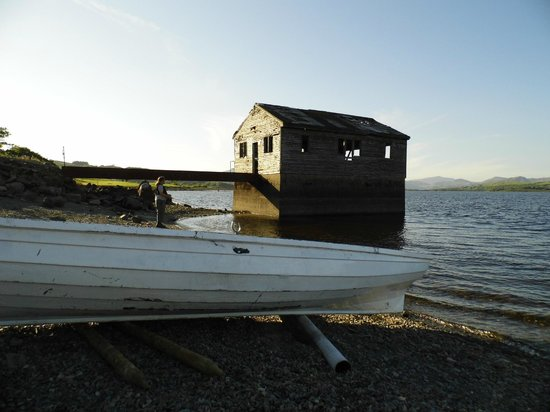 Cae Adda: The Old Boat House - top fishing spot!