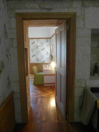 Santarosa Relais: View from living room